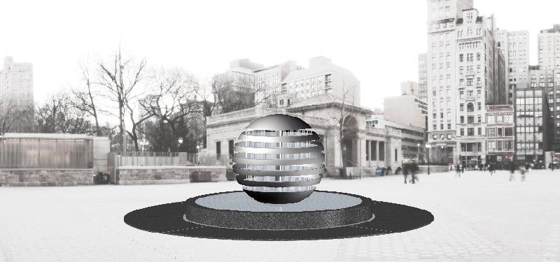 The fountain mockup af Erik Bagger