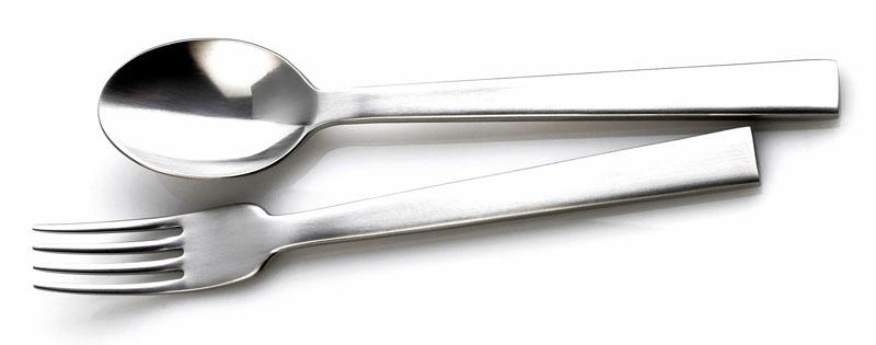 Harmony bestik, ske og gaffel, erik bagger