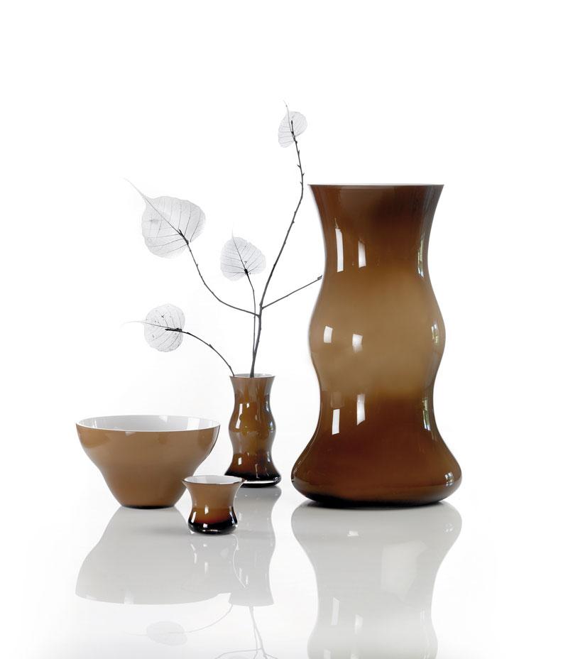 Vaser designet af Erik Bagger