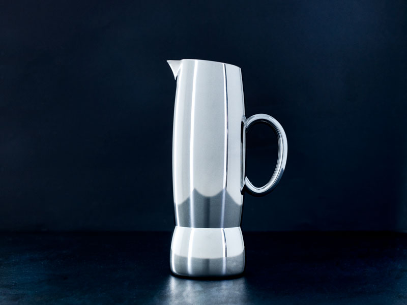 Packshot af stålkande designet af Erik Bagger