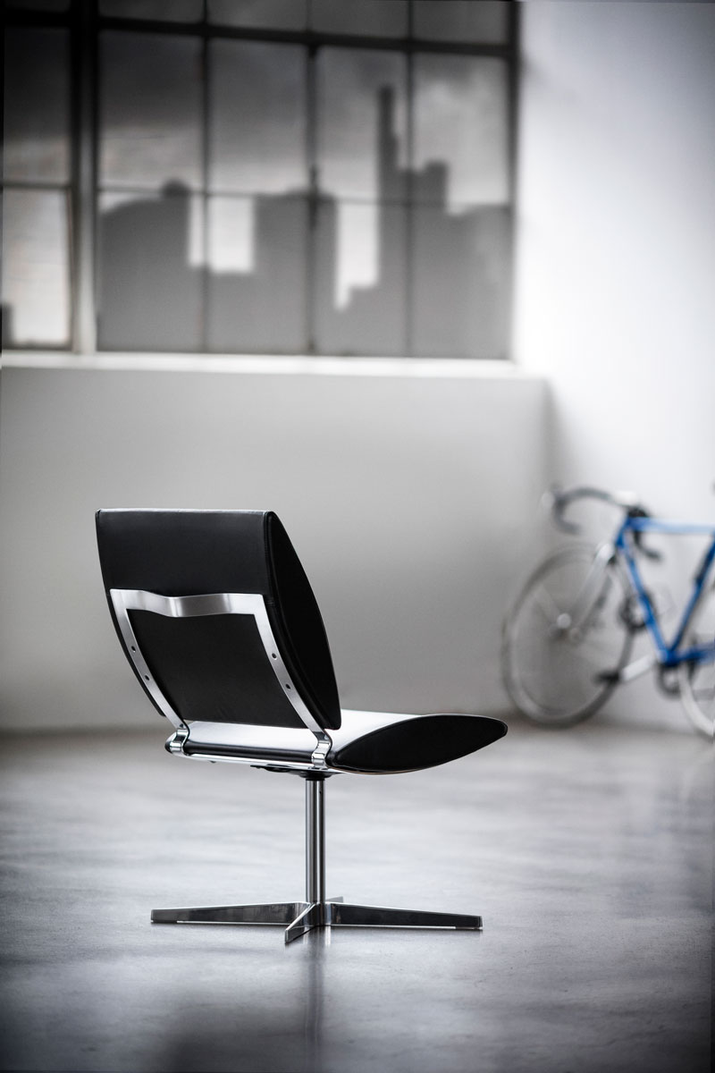 City Chair One af Erik Bagger Furniture