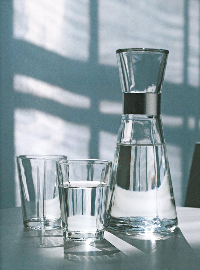 Rosendahl grand cru vinkaraffel og vandglas