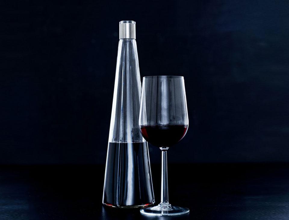 Rosendahl grand cru vinglas og karaffel