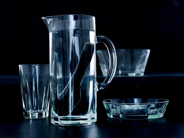 Kande, glas og skåle af erik bagger