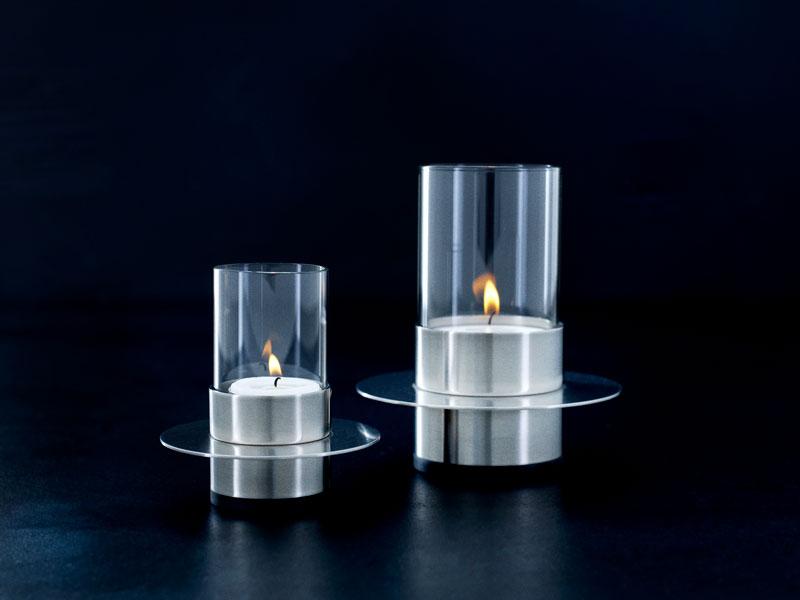 Rosendahl lysestager design af Erik Bagger