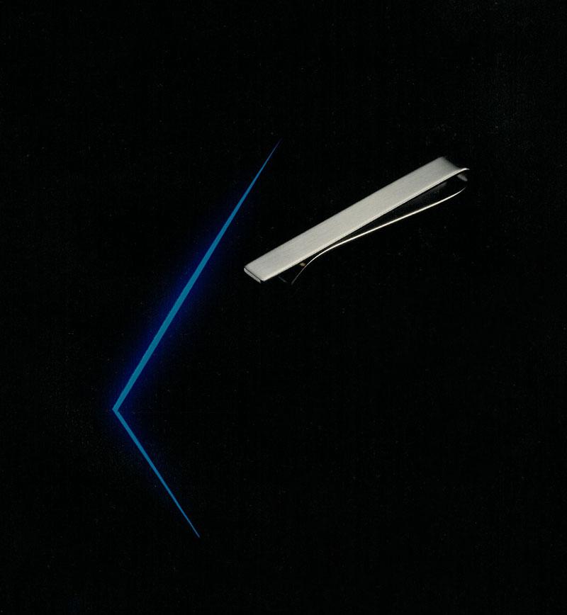 Form function slipsenål af Erik Bagger