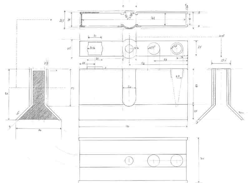 Grand cru vintilbehør holder rosendahl, design af Erik Bagger